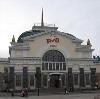 Железнодорожные вокзалы в Горняцком