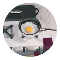 Берендей - иконка «кухня» в Горняцком